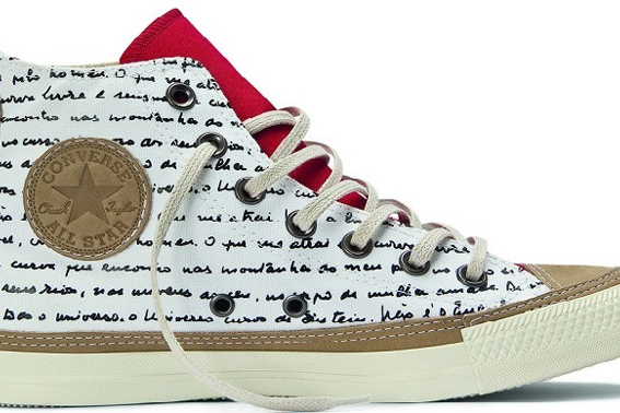 0f4218e1dc0c27 Converse x Oscar Niemeyer. The Chuck Taylor All Star HI